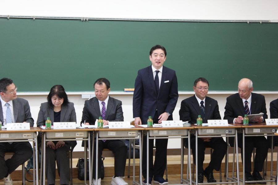 第1回PTA理事会 - 活動報告 - 泉丘高校PTA活動報告